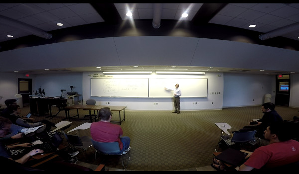 """Legal Aspects of Open Source, and more"" - First ever GoPro capture"
